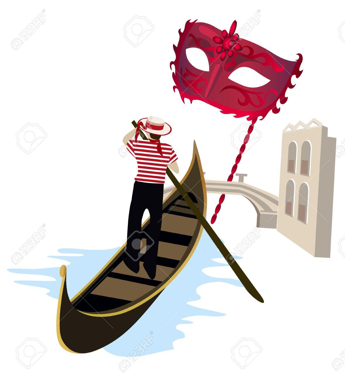 Showing post & media for Italian gondola cartoon.