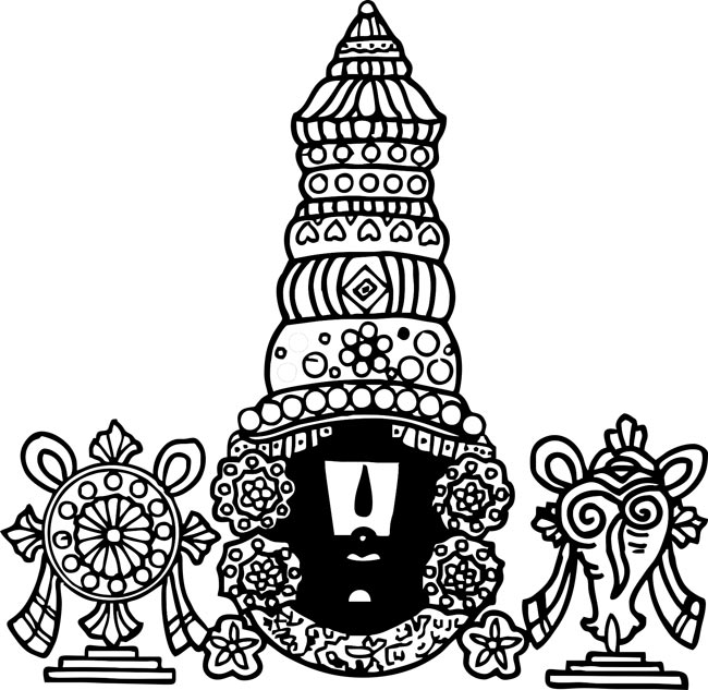 Lord venkateswara clipart 6 » Clipart Station.