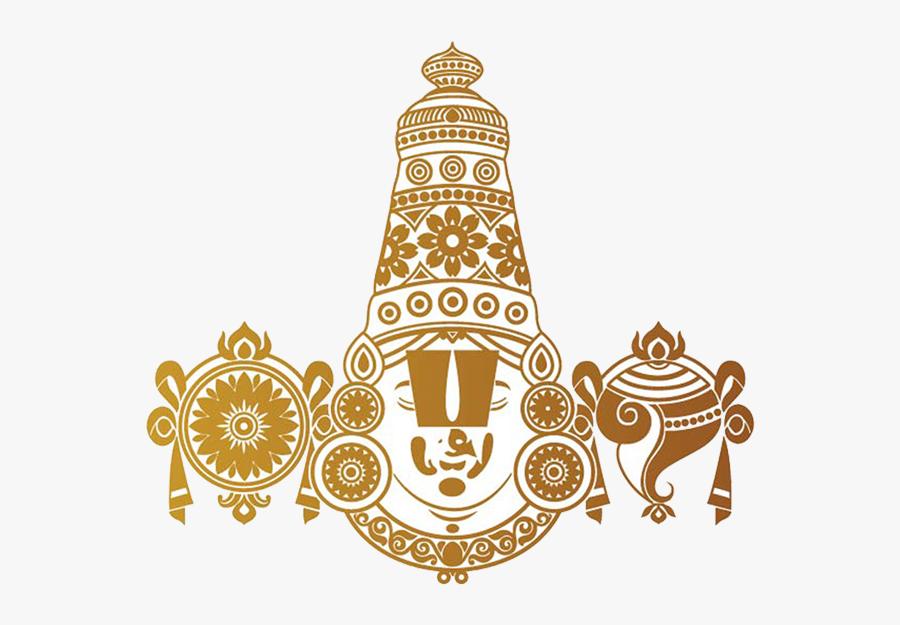 Venkateswara Swamy Logo Png , Free Transparent Clipart.