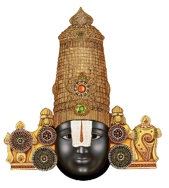 Venkateswara PNG Images Transparent Free Download.