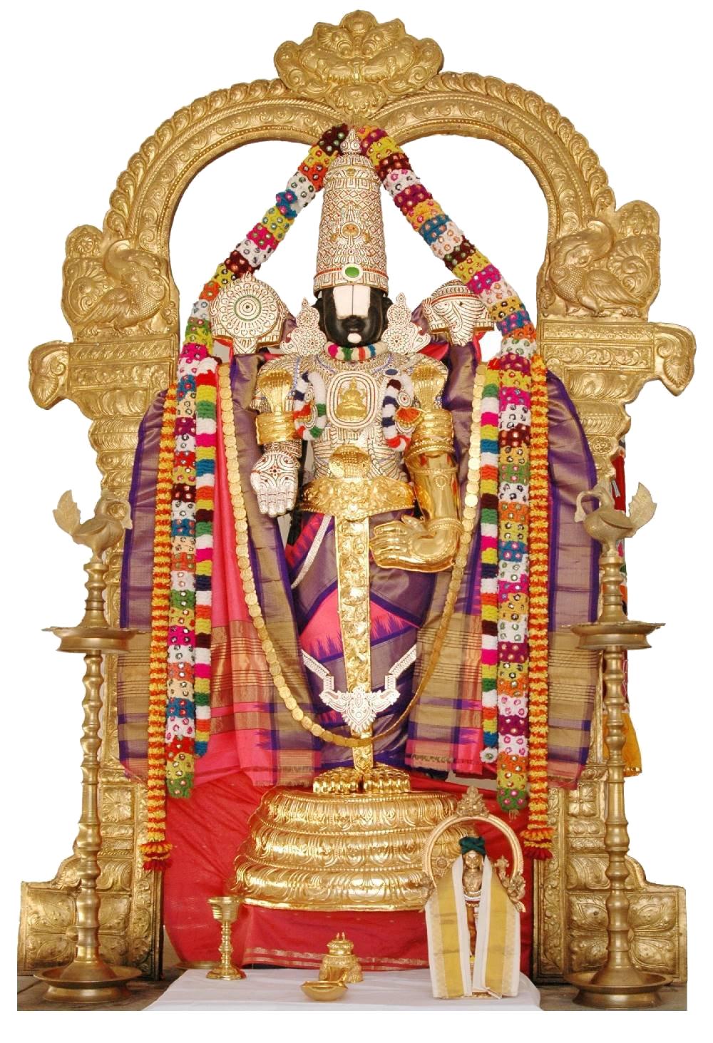 Venkateswara PNG HD.