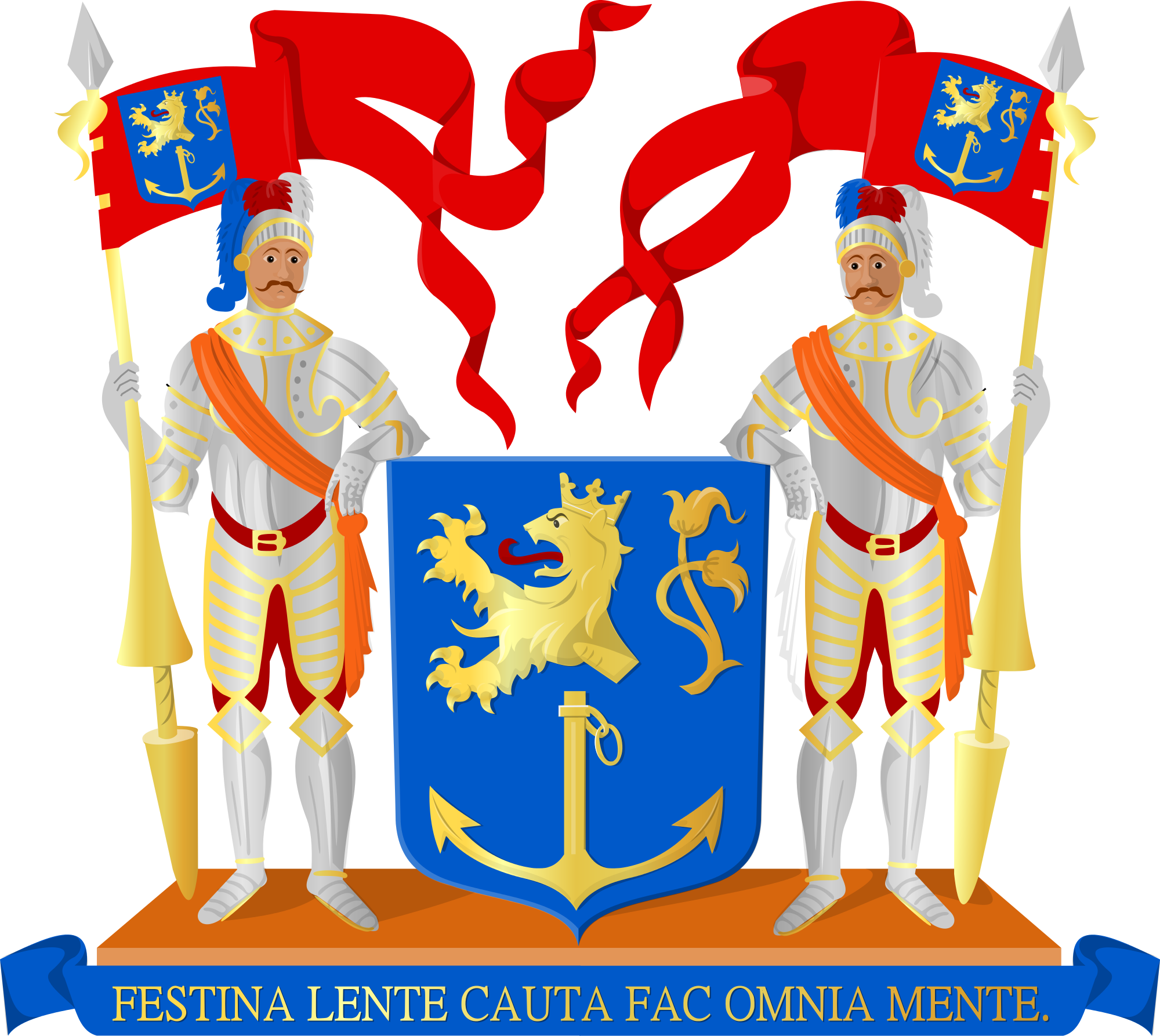 File:Coat of arms of Venlo.svg.