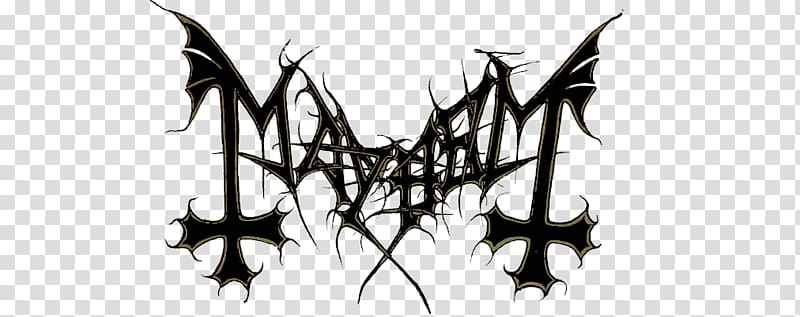 Mayhem Early Norwegian black metal scene Dawn of the Black.