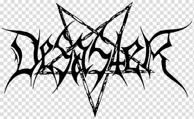 Desaster Black metal Thrash metal The Oath of an Iron Ritual.