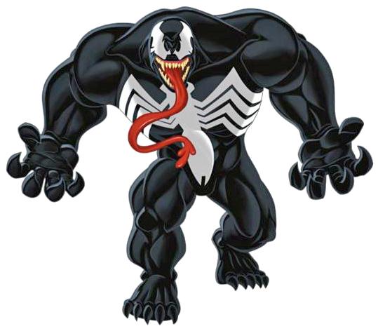 Venom Clipart.