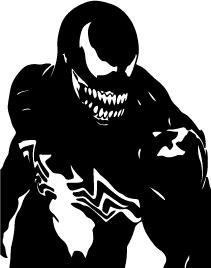 Venom Silhouette.