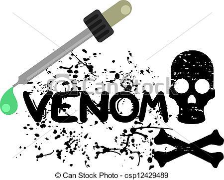 Vector of Icon venom.