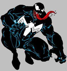 Venom Live Clipart.
