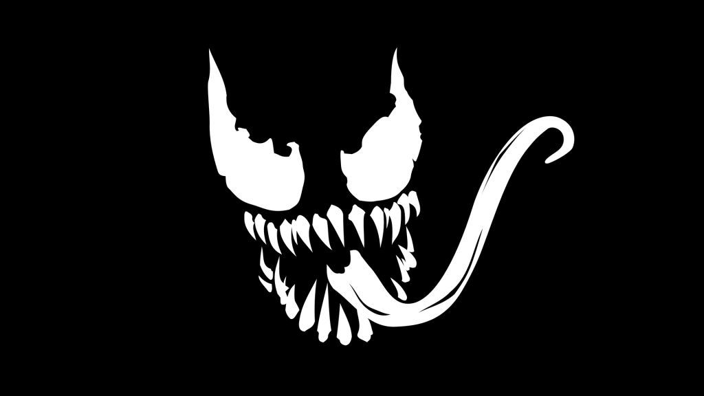 Artistic Venom Wallpaper for 5 Inch Smartphones.