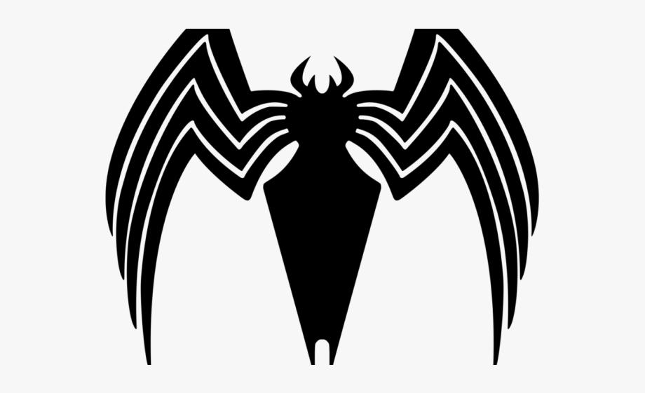 Venom Clipart Spider Symbol.