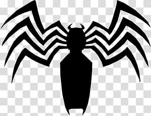 Venom transparent background PNG cliparts free download.