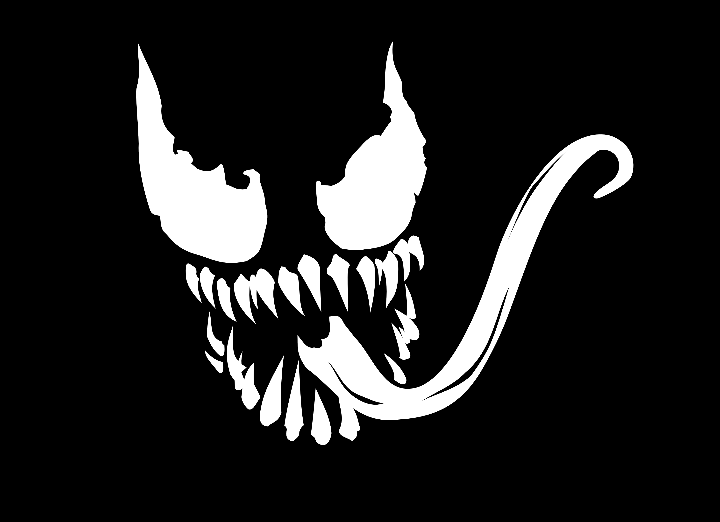 Free Venom Logo Png, Download Free Clip Art, Free Clip Art.