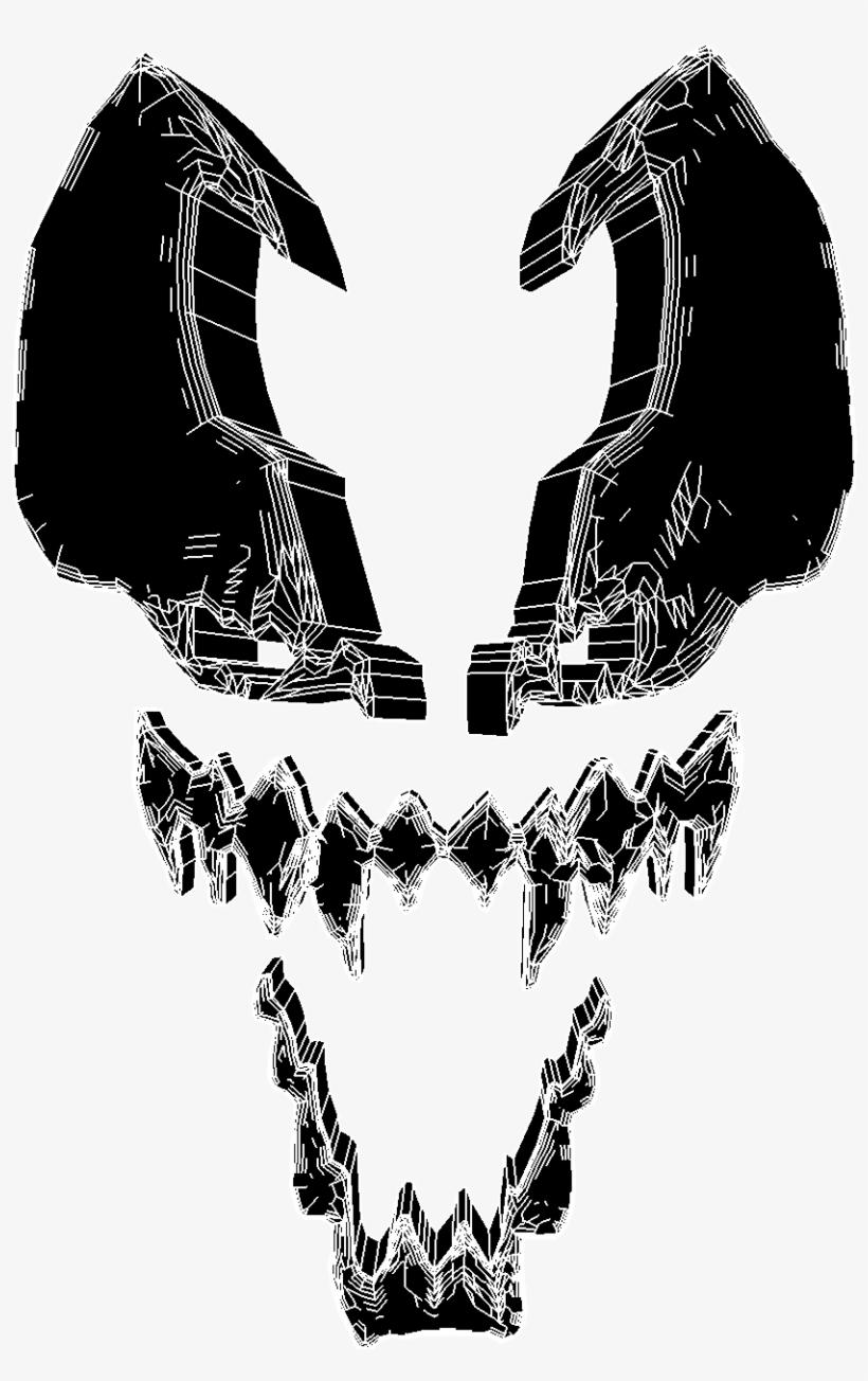 Venom 3d Png.
