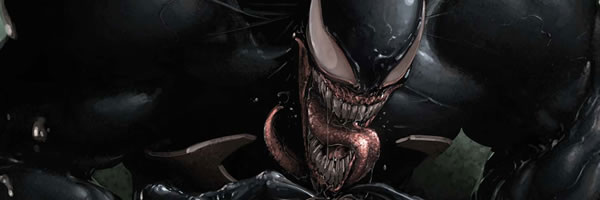 Venom Movie Logo Possibly Revealed in New Banners.