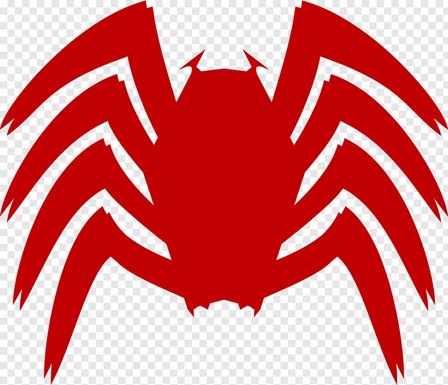 Venom logo, Spider.