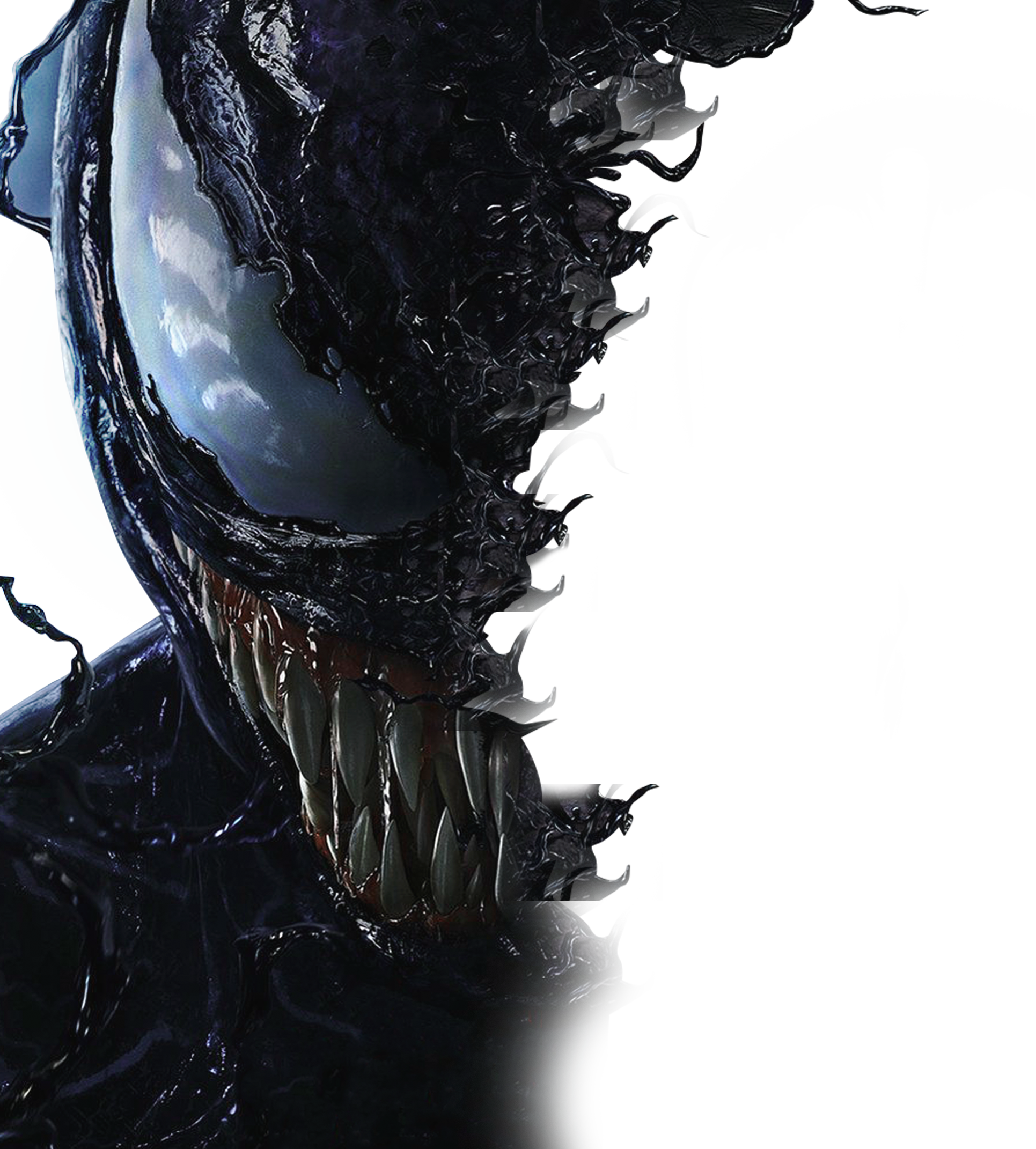 Venom Movie Poster Png , Transparent Cartoon.
