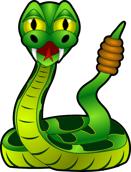 Rattlesnake Clipart.