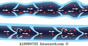 Venous flow Clipart Illustrations. 39 venous flow clip art vector.