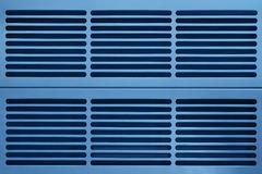 Aluminum Ventilation Grid Stock Photo.