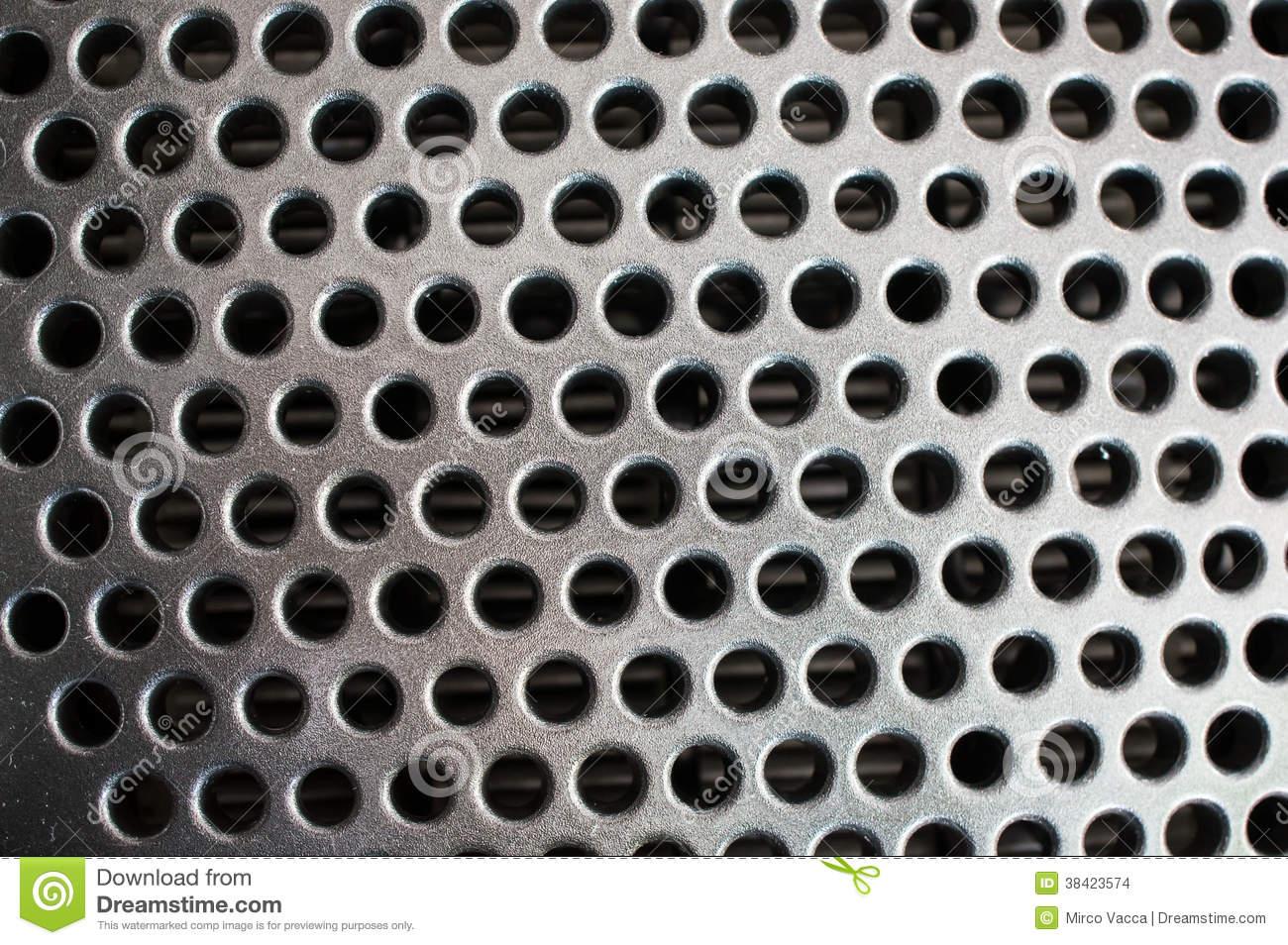 Ventilation Holes Stock Images.