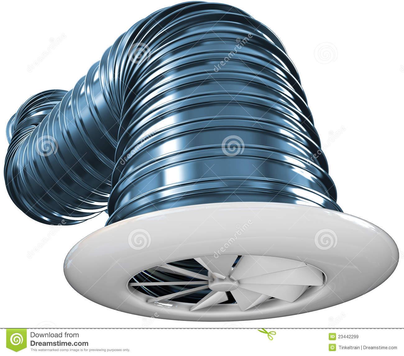 Ventilation Stock Illustrations.