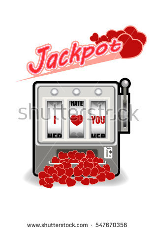 Fruitslotpokies Machine Shacklesmanacles Stock Vector 127055225.