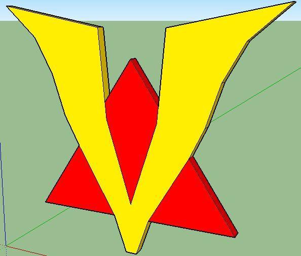Venturiantale Logo by Gamex4000.