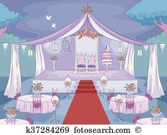 Wedding venue Clip Art Royalty Free. 283 wedding venue clipart.