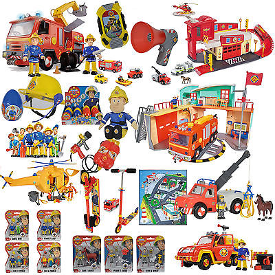 Sam Firefighter Helmet Station Tower Venus Jupiter RC car Choose 1.
