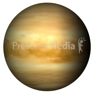 Planet Venus Clipart.