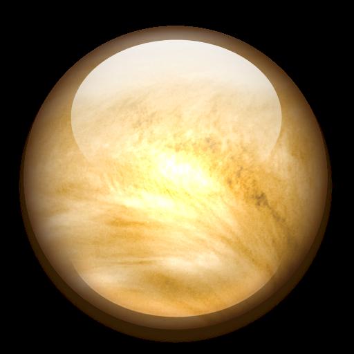 Venus Planet Clipart.