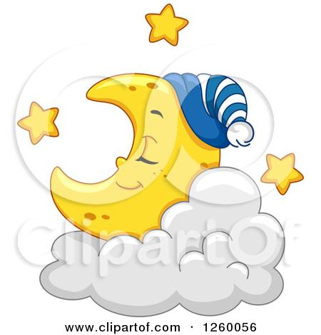 Clipart of a Cartoon Happy Planet Venus Mascot.