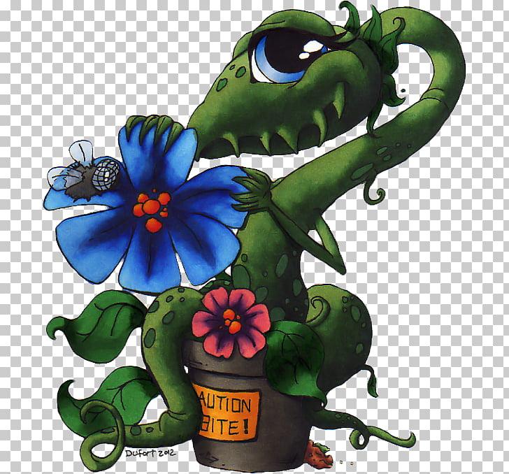 Plant Artist , venus flytrap PNG clipart.