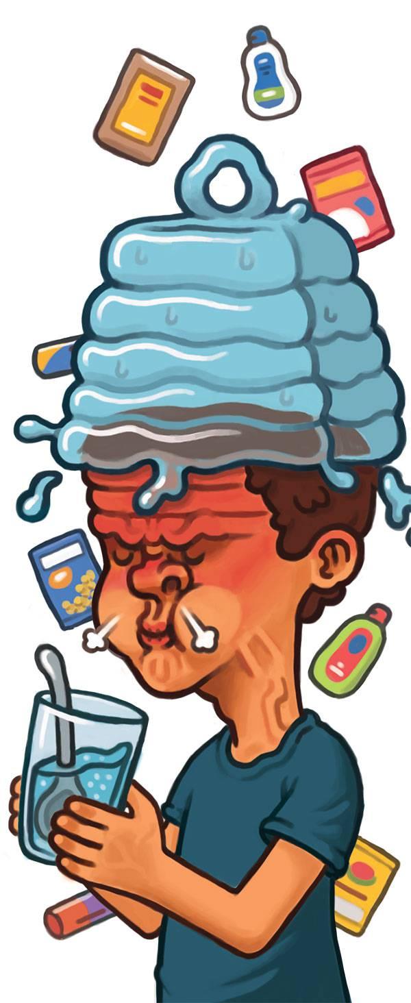 """Por que embalagens de produtos sólidos informam o """"peso líquido."""