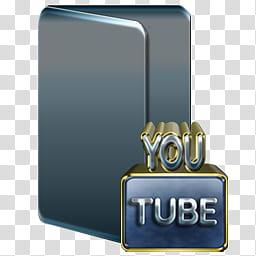 Metal Folders Ver II, nublue youtube video folder.