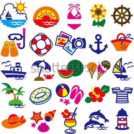 El Verano Clip Art Related Keywords & Suggestions.