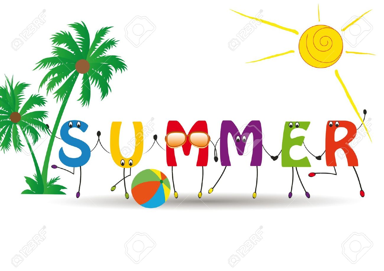Summer Clip Art Animated.