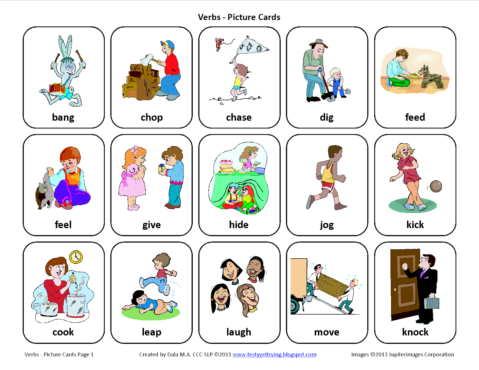 Verb Clipart (97+ images in Collection) Page 2.