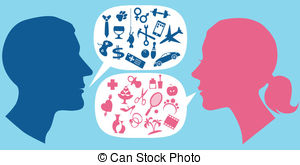 Verbal communication clipart » Clipart Station.