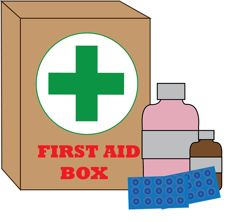 First, Aid, Science, Technology.