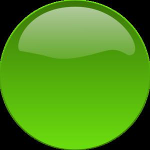 Boton Verde Claro Clip Art at Clker.com.