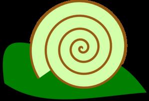 Chiocciola Verde Clip Art at Clker.com.