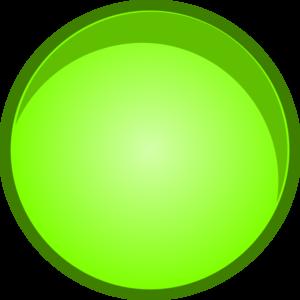 Boton Verde Clip Art at Clker.com.