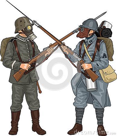 Verdun Stock Illustrations.