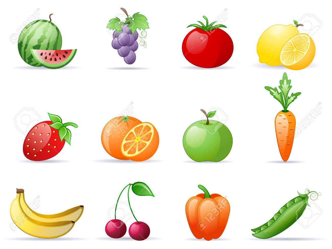 Verdura clipart clipground for Clipart frutta