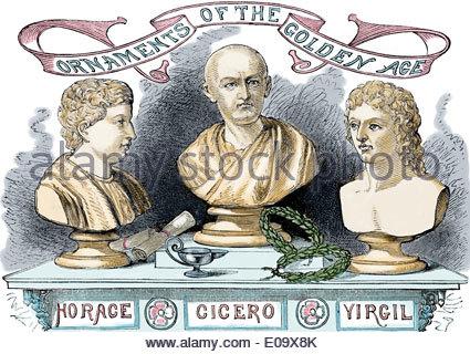 Quintus Horatius Flaccus Stock Photo, Royalty Free Image: 5543984.