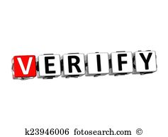 Verify Illustrations and Clipart. 4,311 verify royalty free.