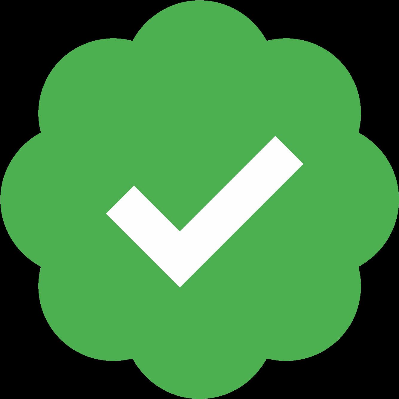 Verified Account Icon.