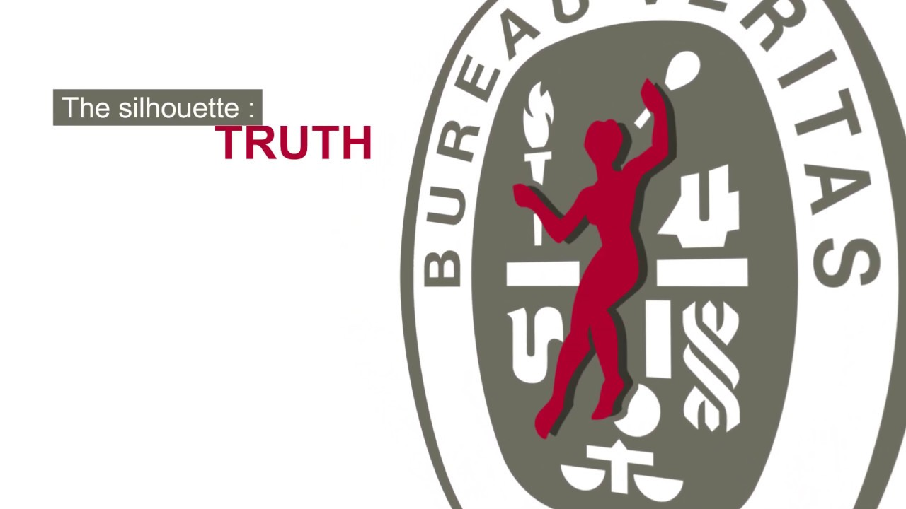 1'10 to discover the powerful meaning of Bureau Veritas' logo.