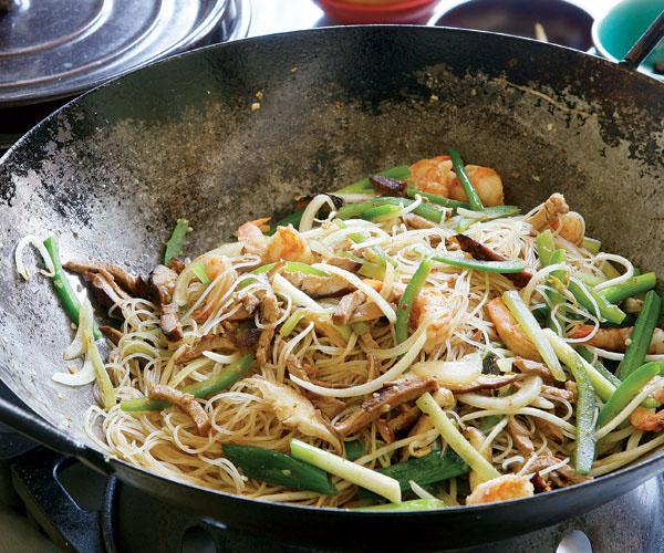 Vermicelli Noodles.